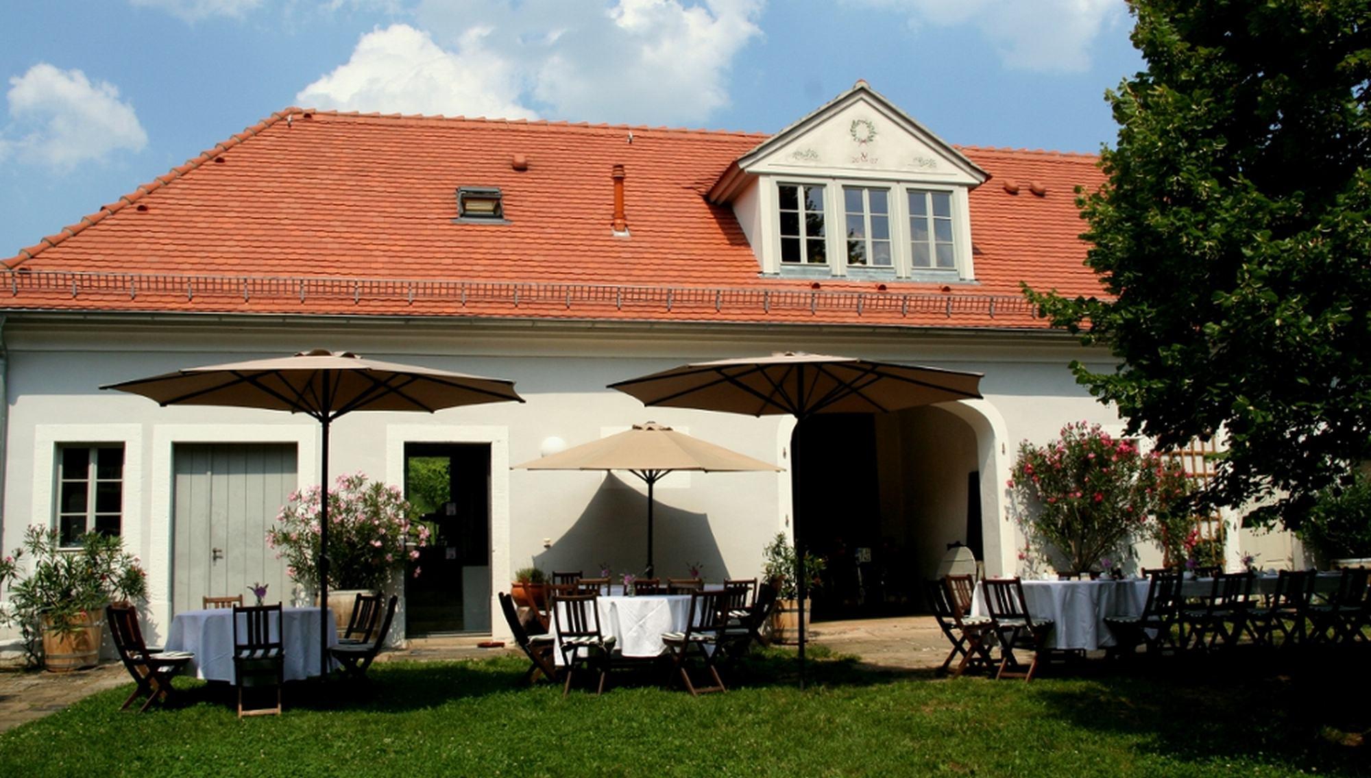 Haus Steinbach - Event Locationin Radebeul