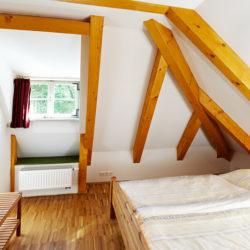 Fewo 3 Schlafzimmer mit Ausblick in Park