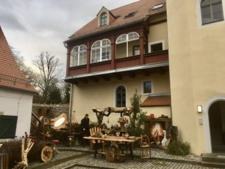 Weihnahchtsmarkt im Forsthaus Kreyner