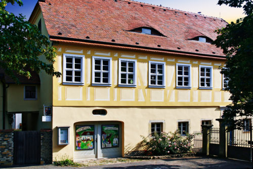 Haus Steinbach Außenansicht